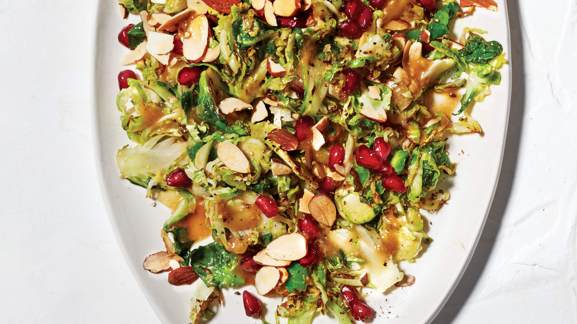 Warm Brussels Sprout Salad Recipe - Health