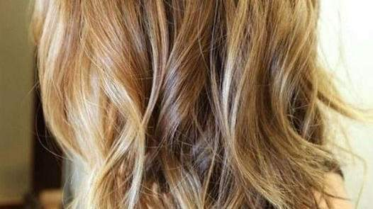 sunkissed-face-framing-best-low-maintenance-hair-colors