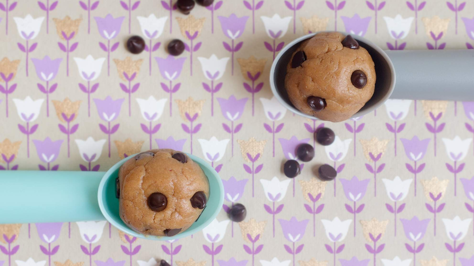 Cookie Dough Contraband recipe from Eat Your Feelings