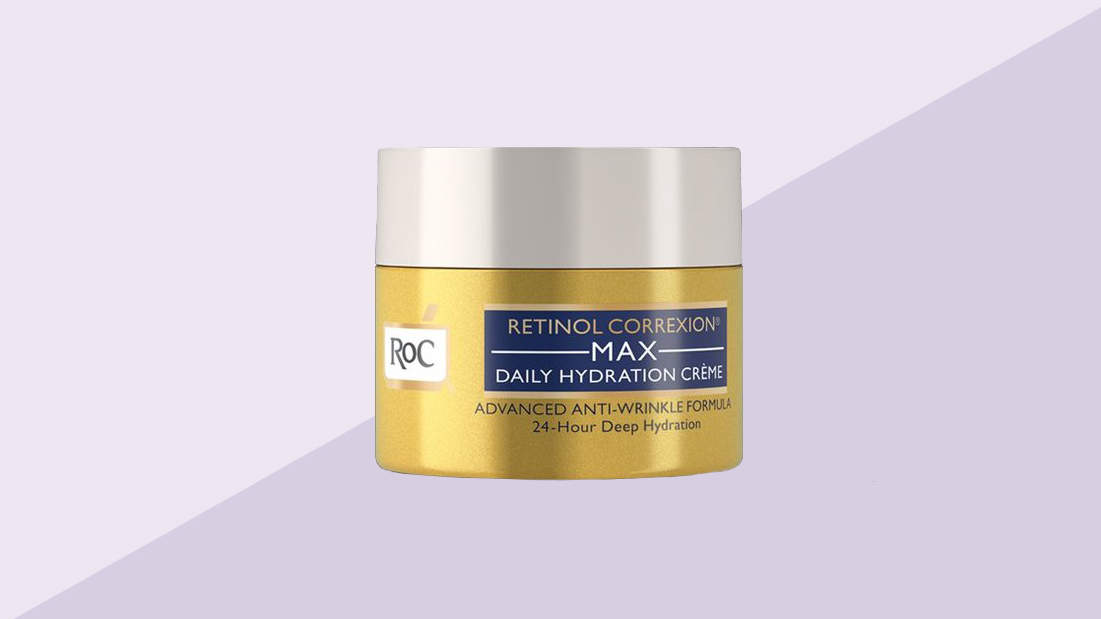 This New Night Cream from RoC Saved My Dry Winter Skin