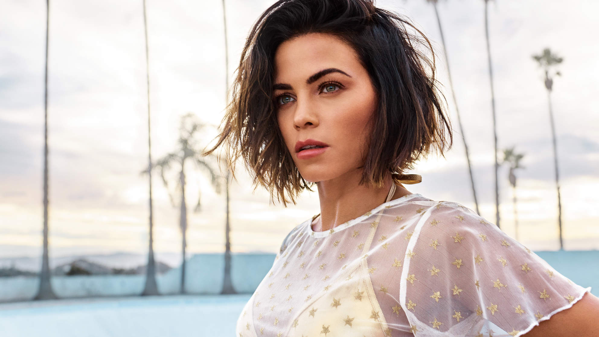 jenna dewan tatum march cover star shirt gold bikini