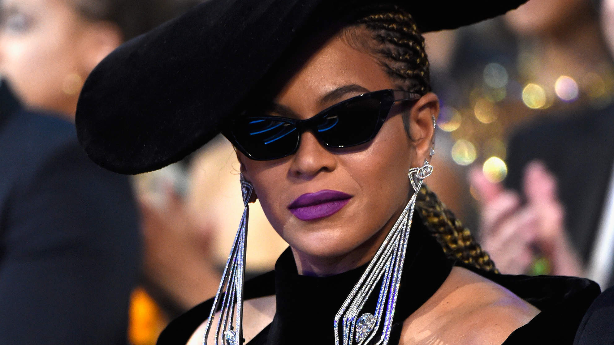 Beyonce Wore Glossier Bow Brow—Plus a Brand New Product—to the Grammys