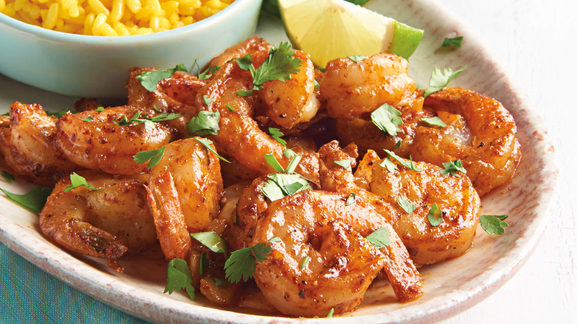 mexican shrimp with lime recipe health
