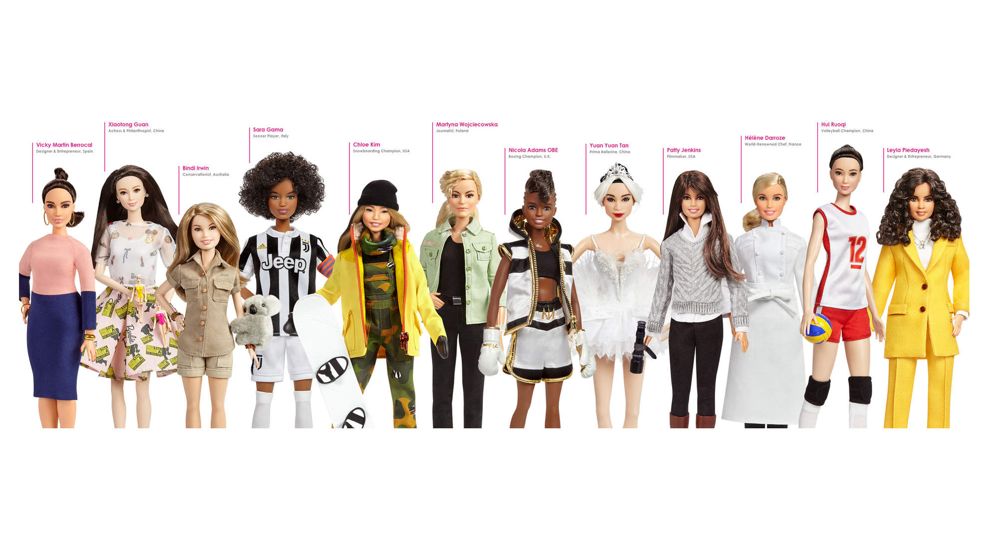 barbie-international-womens-day-global-sheroes