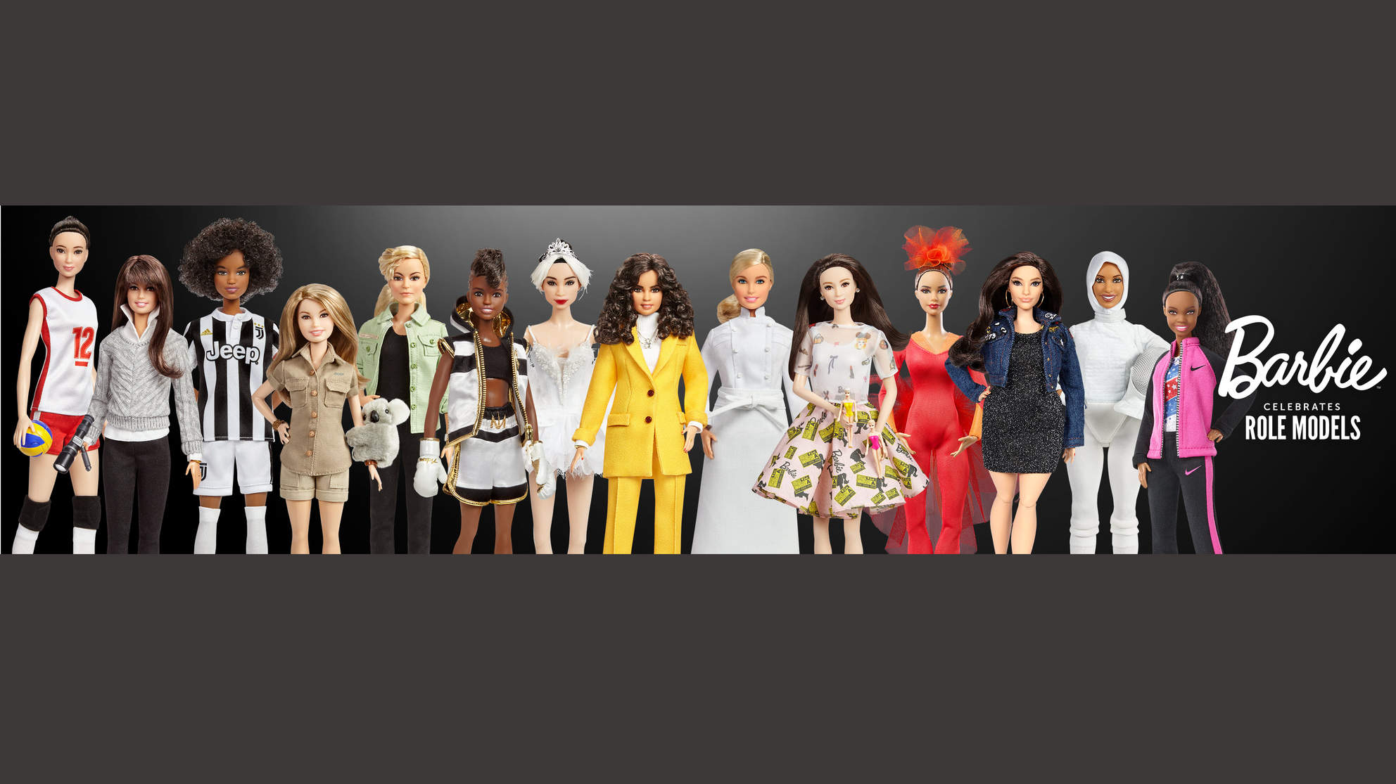 a report on barbie the role model of american women It's a massive risk for mattel barbie is more than just a doll the brand does $1 billion in sales across more than 150 countries annually, and 92% of american girls ages 3 to 12 have owned a.