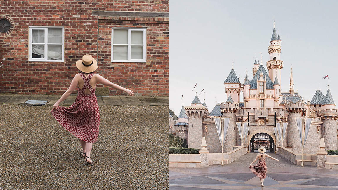 This Woman Faked a Trip to Disney to Prove How Deceptive Social Media Can Be