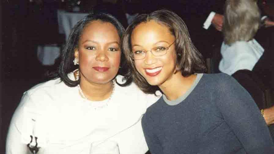 Why Tyra Banks'Mom Threw Her a Period Party