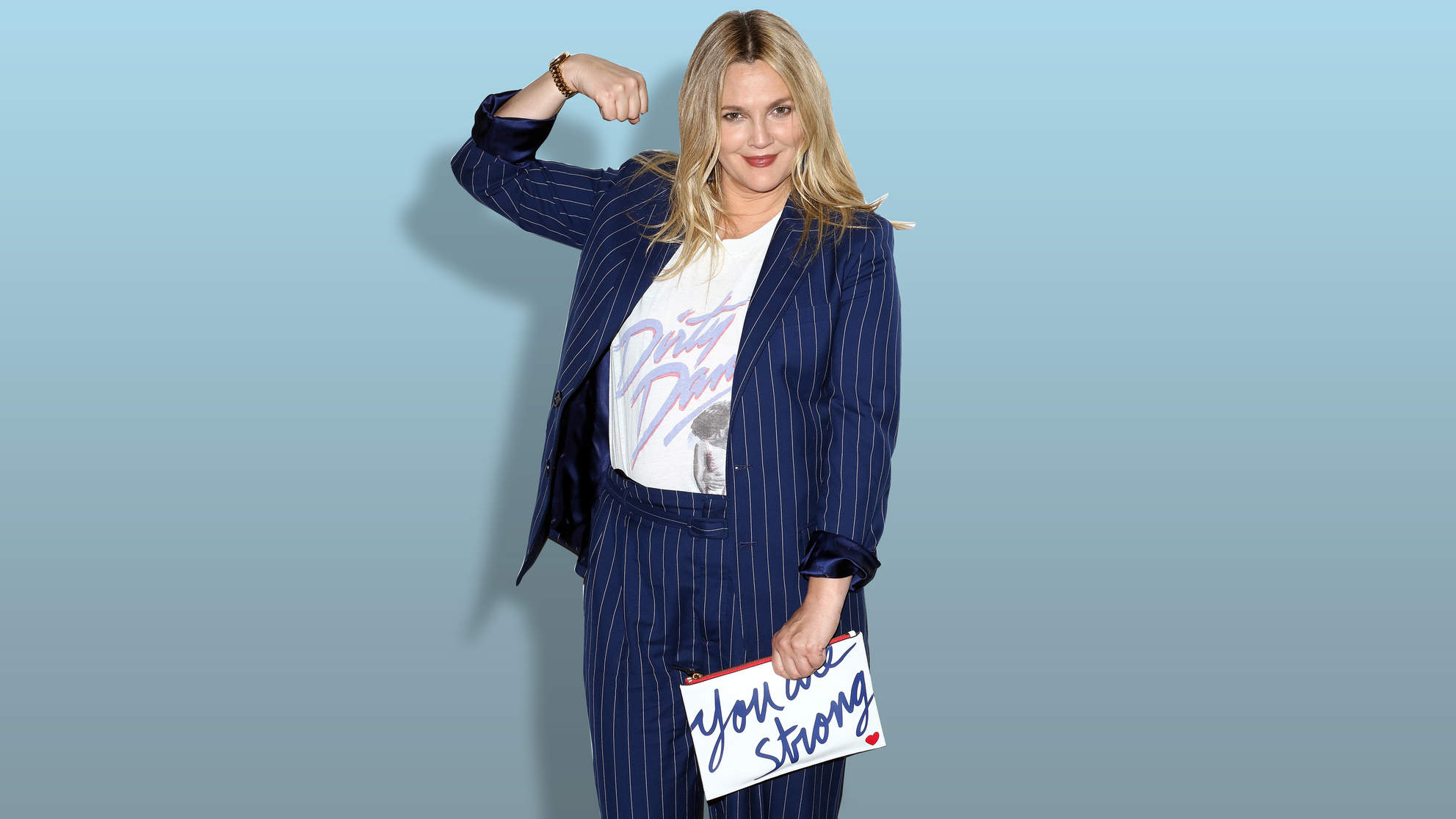 you-are-strong-clutch-drew-barrymore-silo