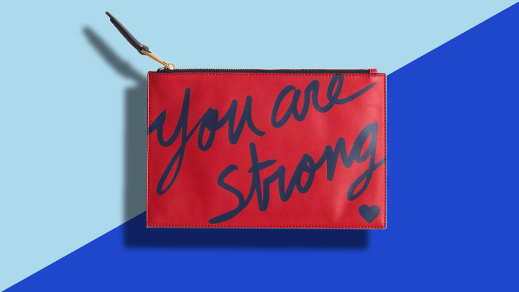 you-are-strong-clutch-drew-barrymore