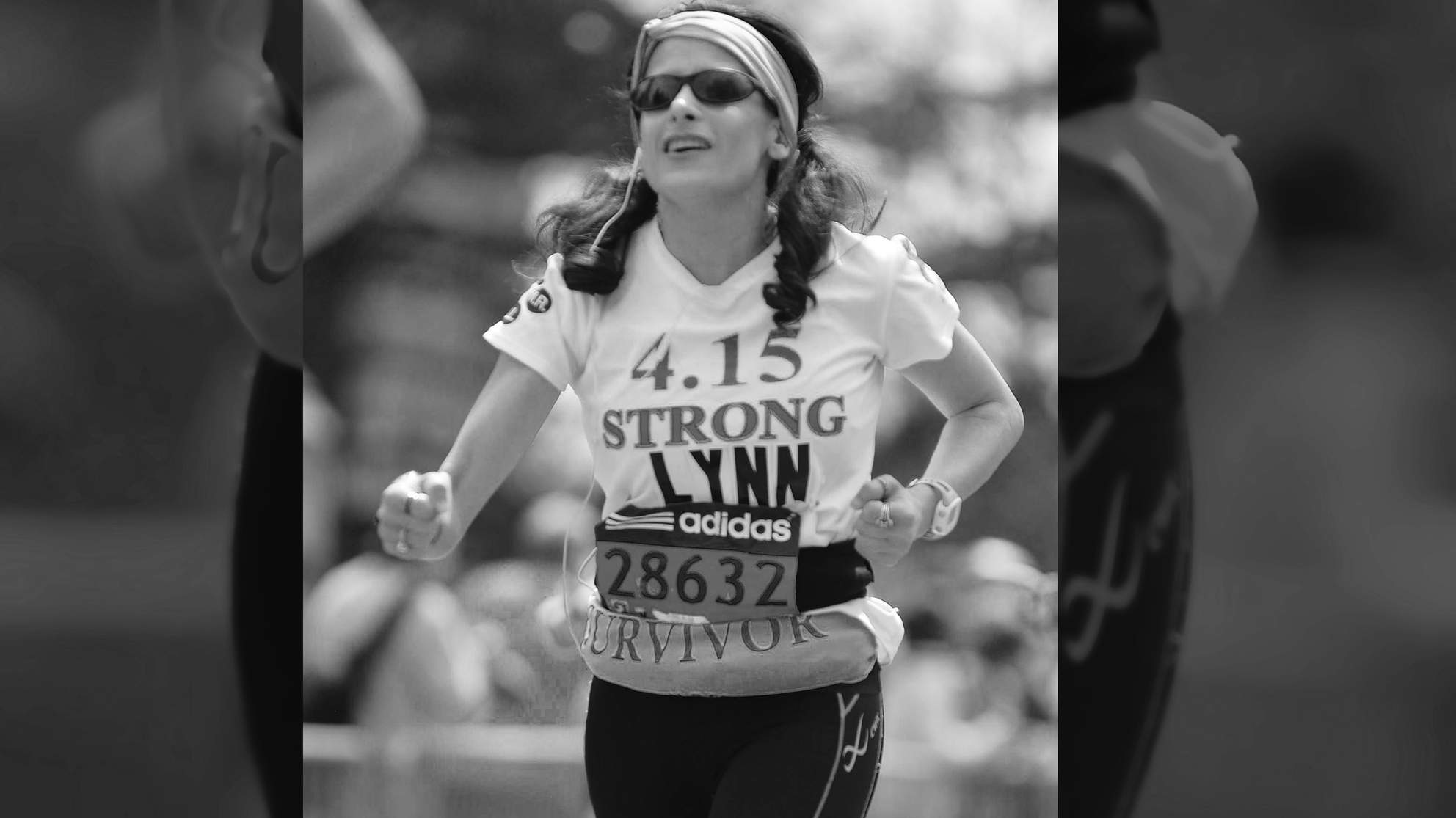 lynn-julian-boston-marathon-running-bw
