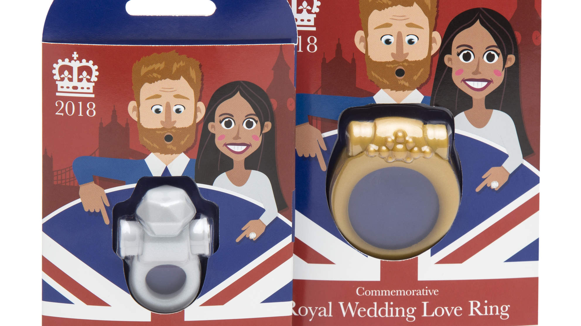 This Just In: Royal Wedding-Themed Sex Toys Are Now a Thing