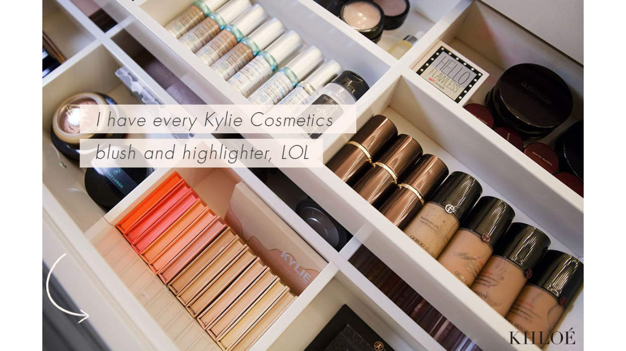 khloe-kardashian-makeup-drawer-screenshot