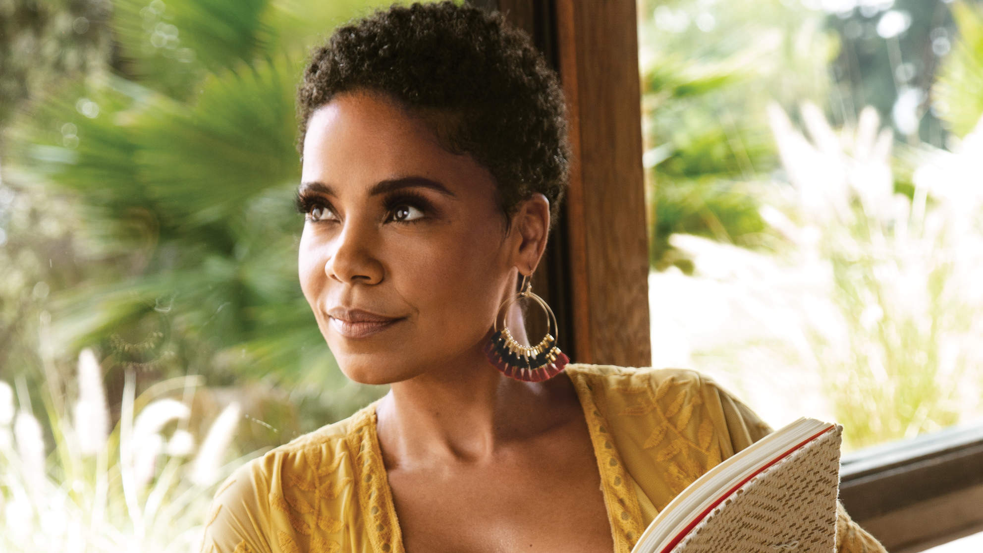 Sanaa Lathan Talks Self Care Body Image And That