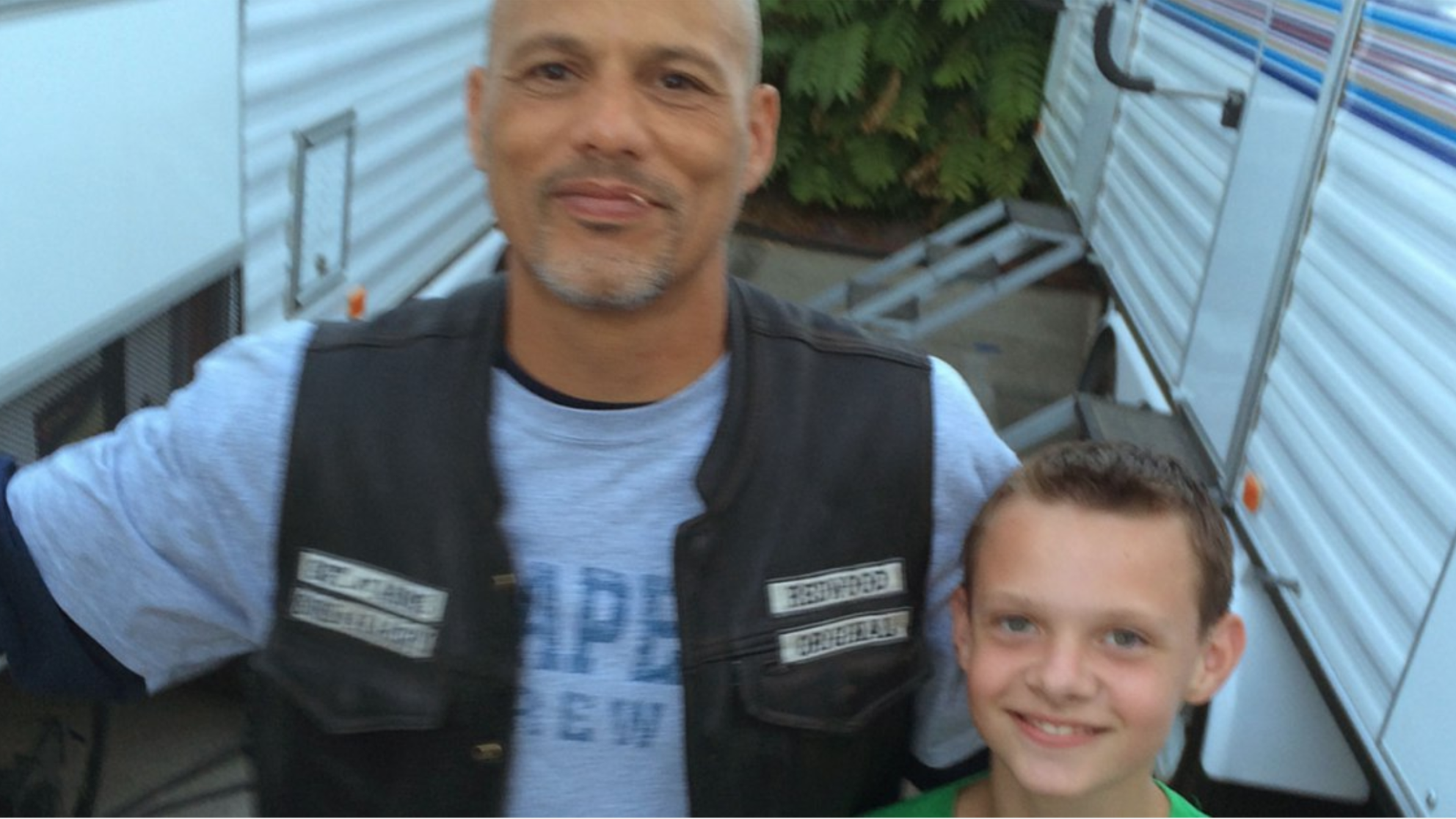 Sons of Anarchy Star Reveals 16-Year-Old Son Took His Life After a Battle With Depression