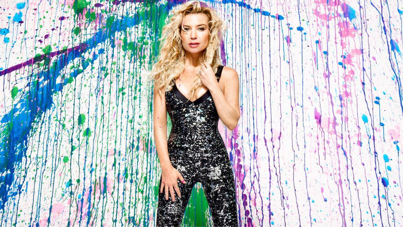 You'll Totally Love Tracy Anderson's New 80s-Inspired Fitness Line