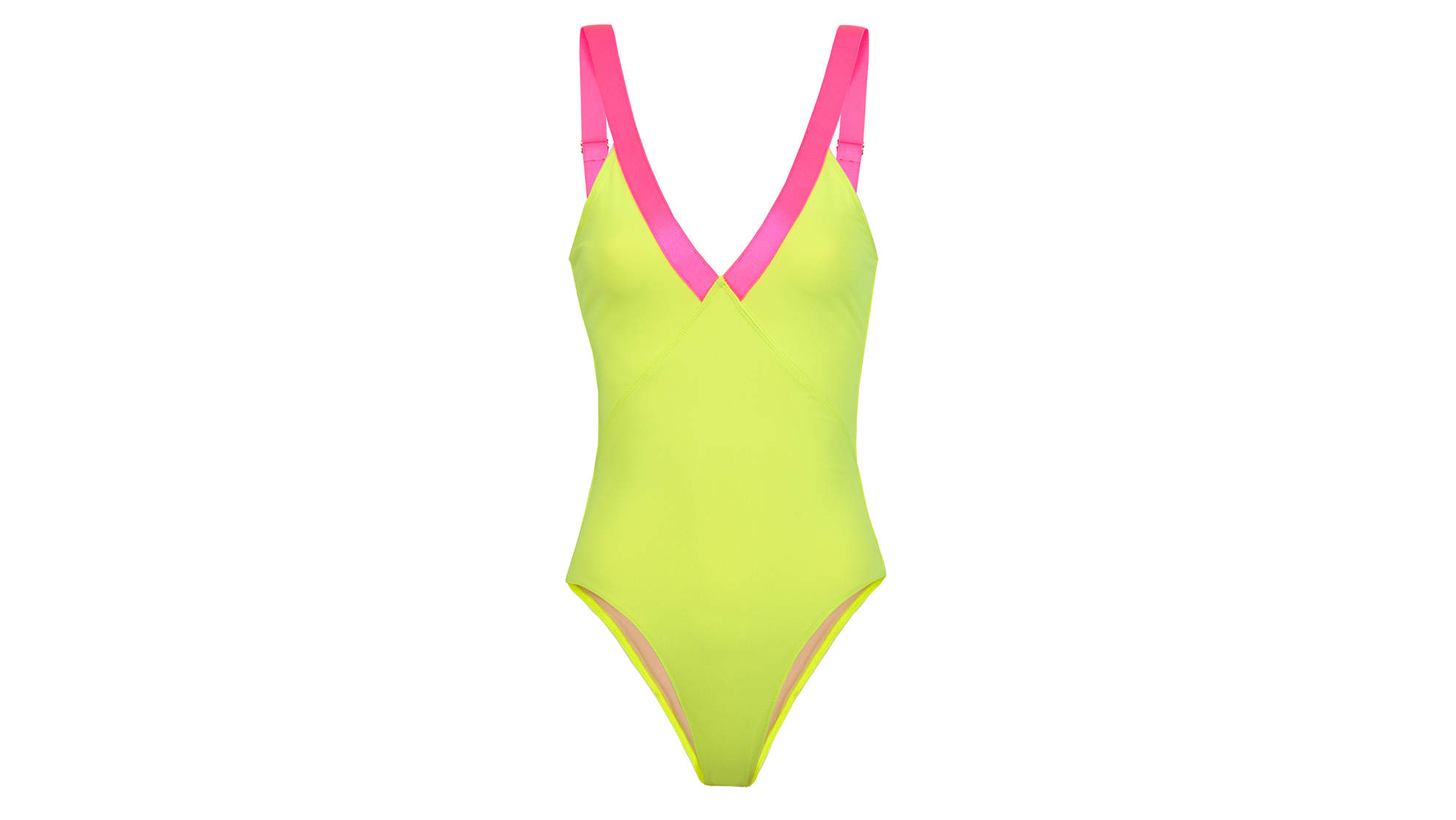 tracy-anderson-bodysuit-neon-yellow