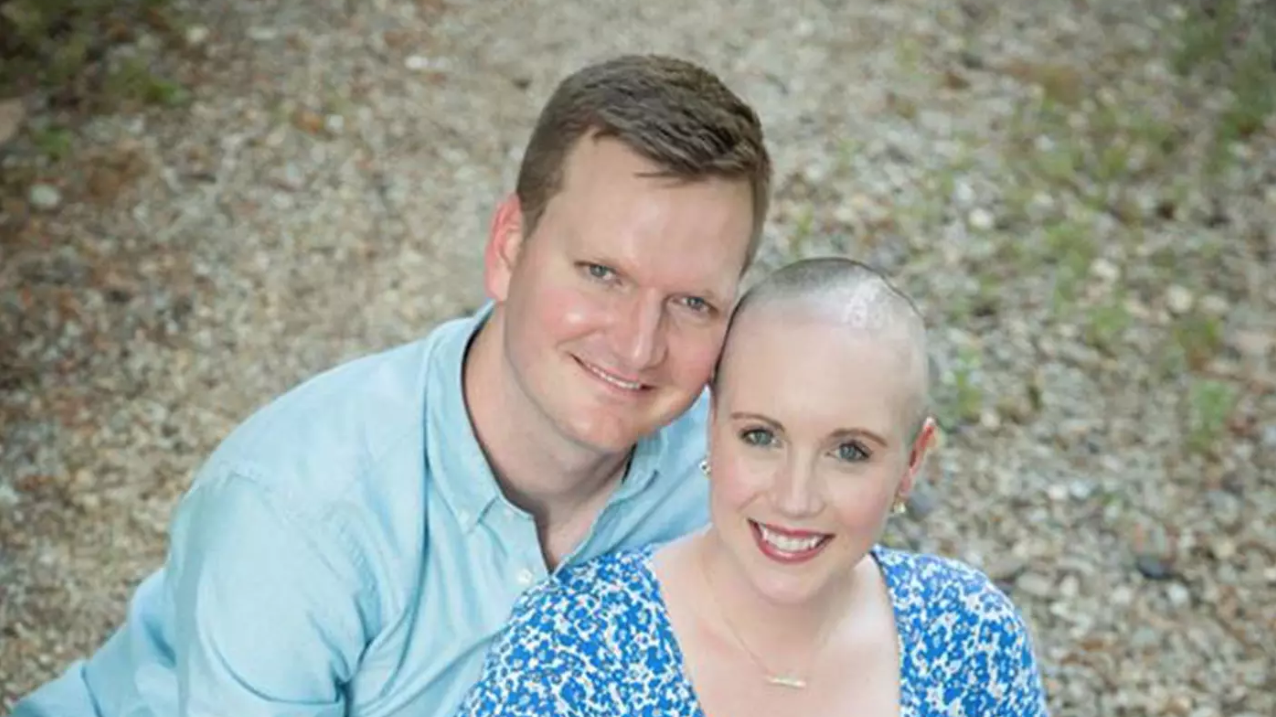 Husband Opens Up After Wife's 'Pregnancy Brain' Turns Out to Be Deadly Cancer