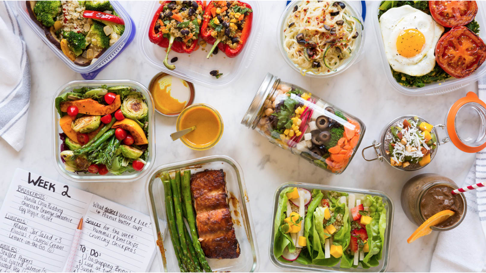Meal Prep Secrets From People Who Do It Every Single Week