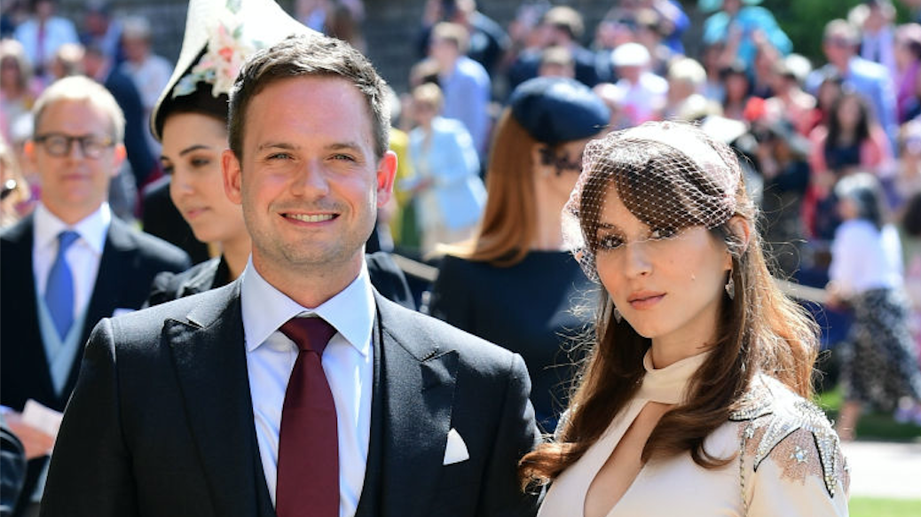 Patrick J. Adams Apologizes For Posting Unflattering Photo Of Woman: 'I'm No Bully'