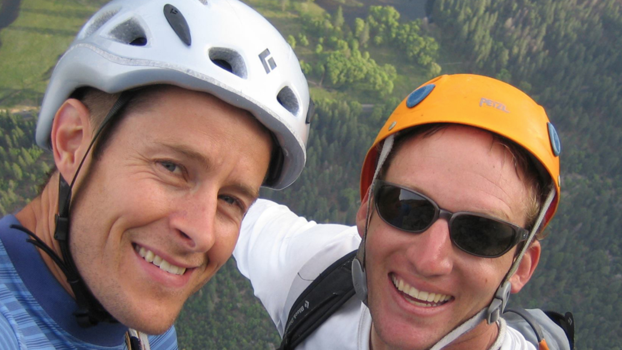 Best Friends Fall to Their Deaths While Rock Climbing in Yosemite National Park