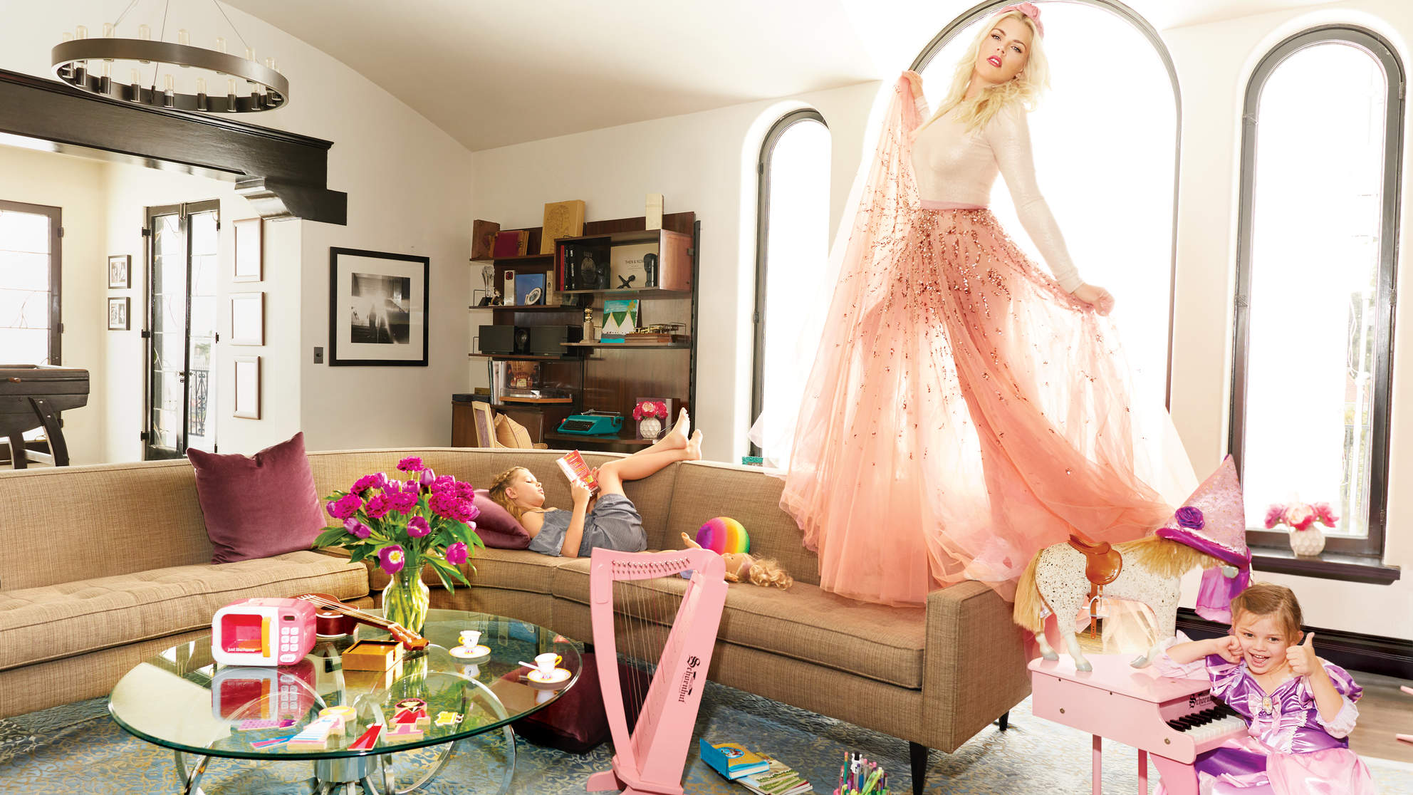busy-philipps-living-room