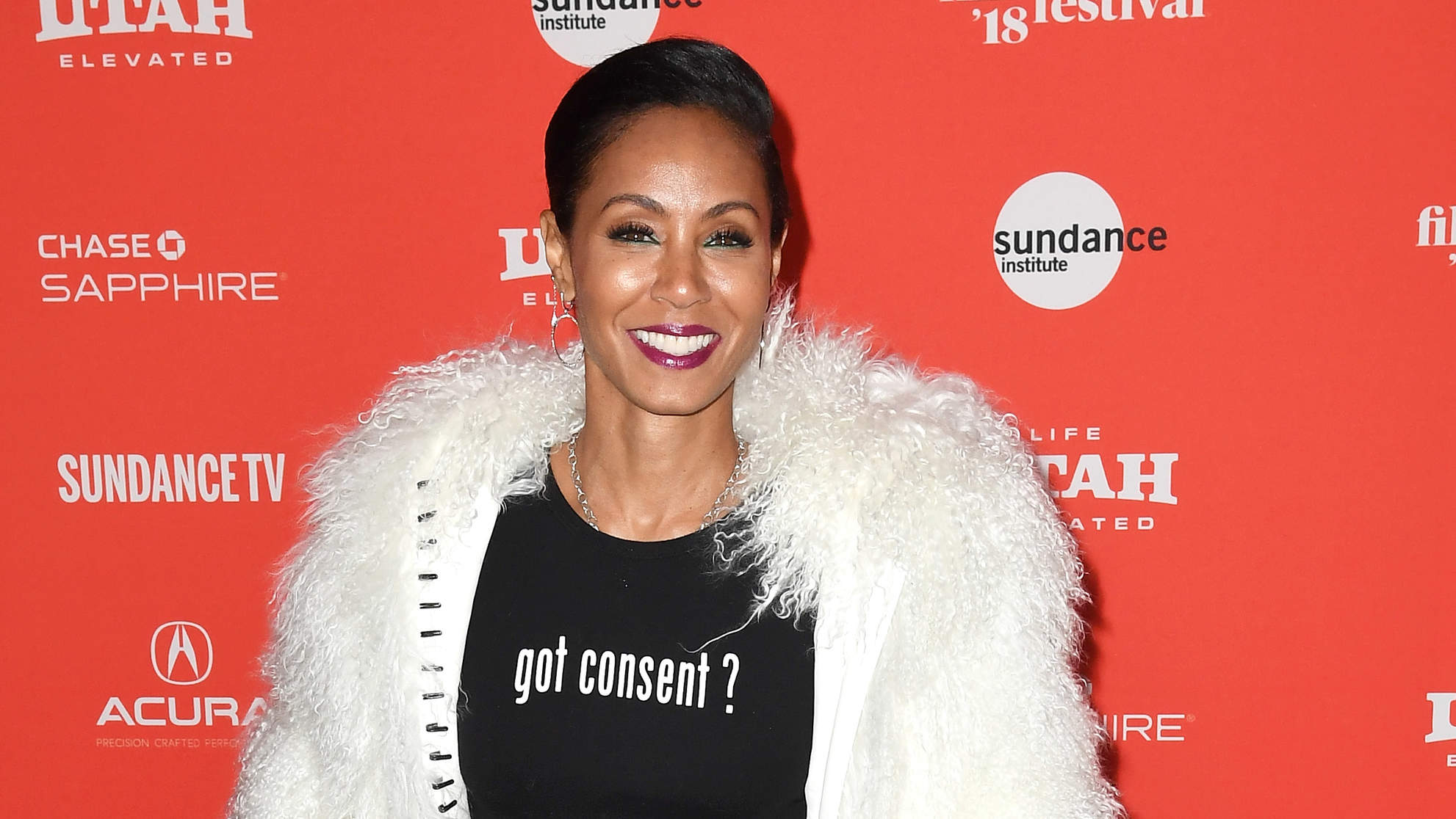 Jada Pinkett Smith Just Revealed She's Struggled With Sex Addiction—Here's What That Means