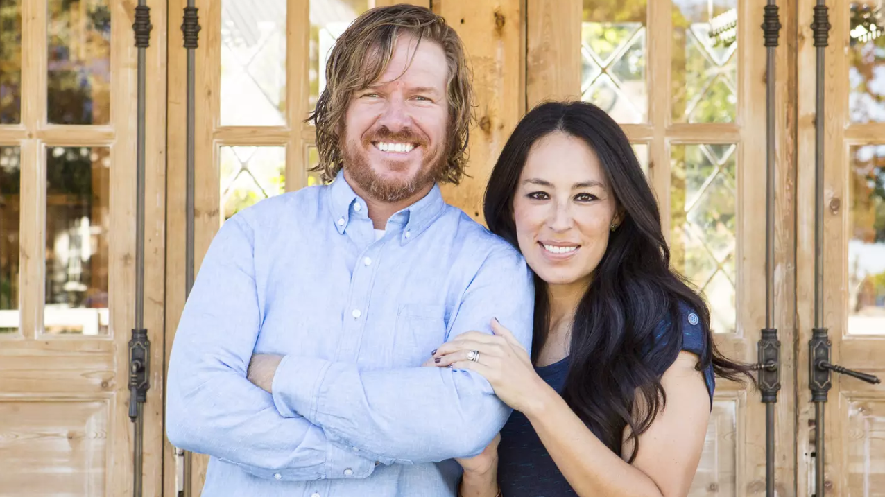 Joanna & Chip Gaines Share Baby Son's First Photo — and His Name Is a Break with Tradition