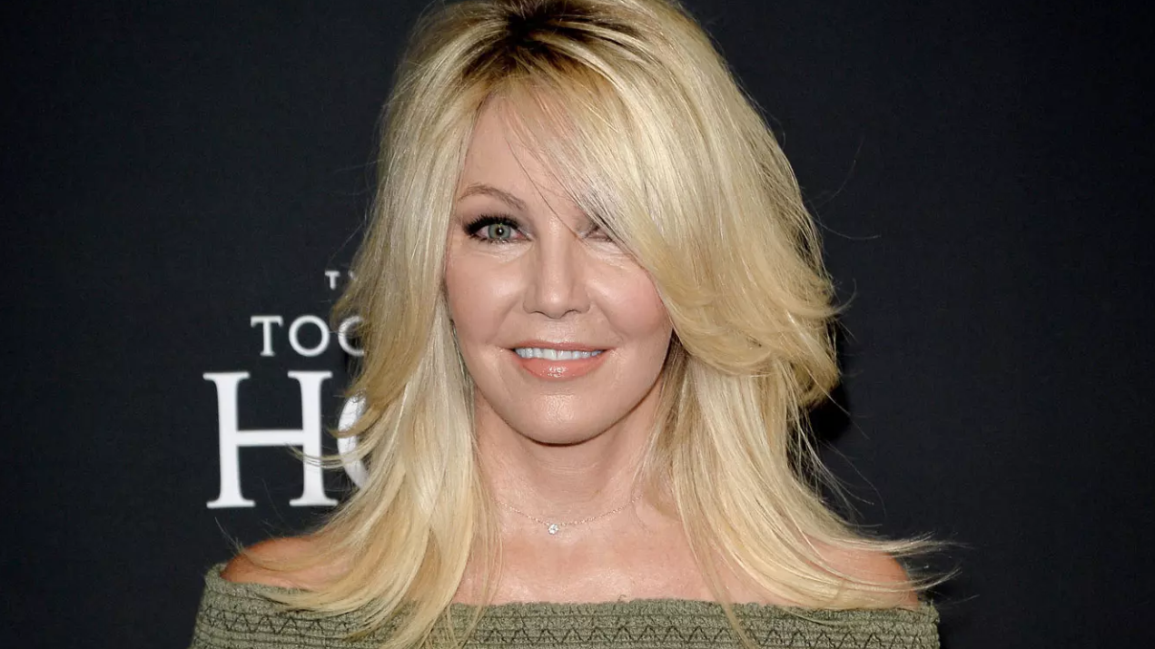 Heather Locklear Hospitalized Following a Possible Overdose Hours After Release from Jail