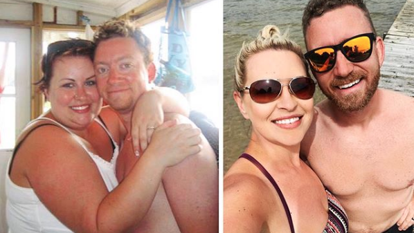 This Couple Lost a Combined 135 Pounds Together—Here's How They Stay Healthy on Vacation