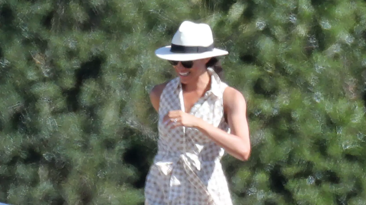 Meghan Markle Wore These Stylish Sandals for a Fifth Time This Weekend