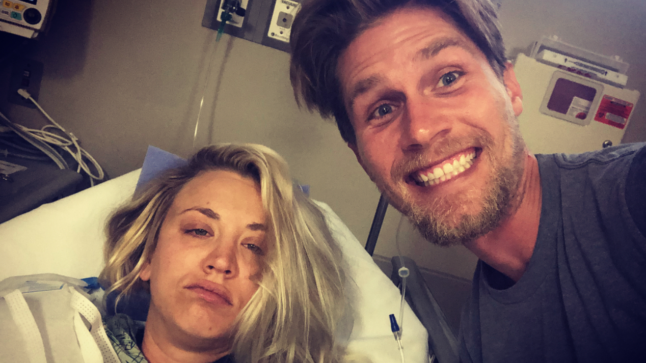 Kaley Cuoco Reveals She Underwent Shoulder Surgery on Honeymoon — 5 Days After Her Wedding
