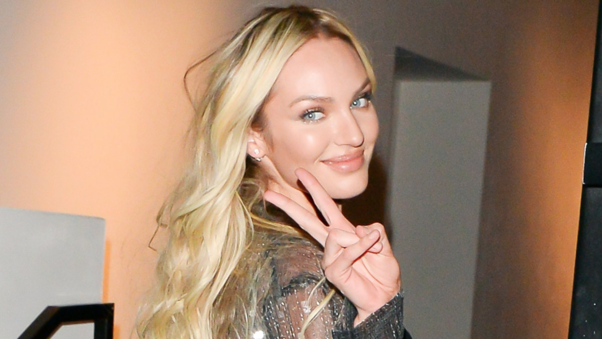 Candice Swanepoel Won't Apologize for Her Body After Baby: 'I'm Not Ashamed' of My 'Tummy'