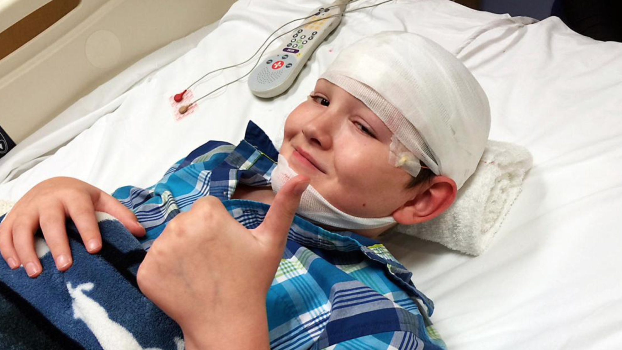 12-Year-Old's Rare Disease Is Turning Him to Stone: He'll Be 'Entombed Within Himself,' Says Mom