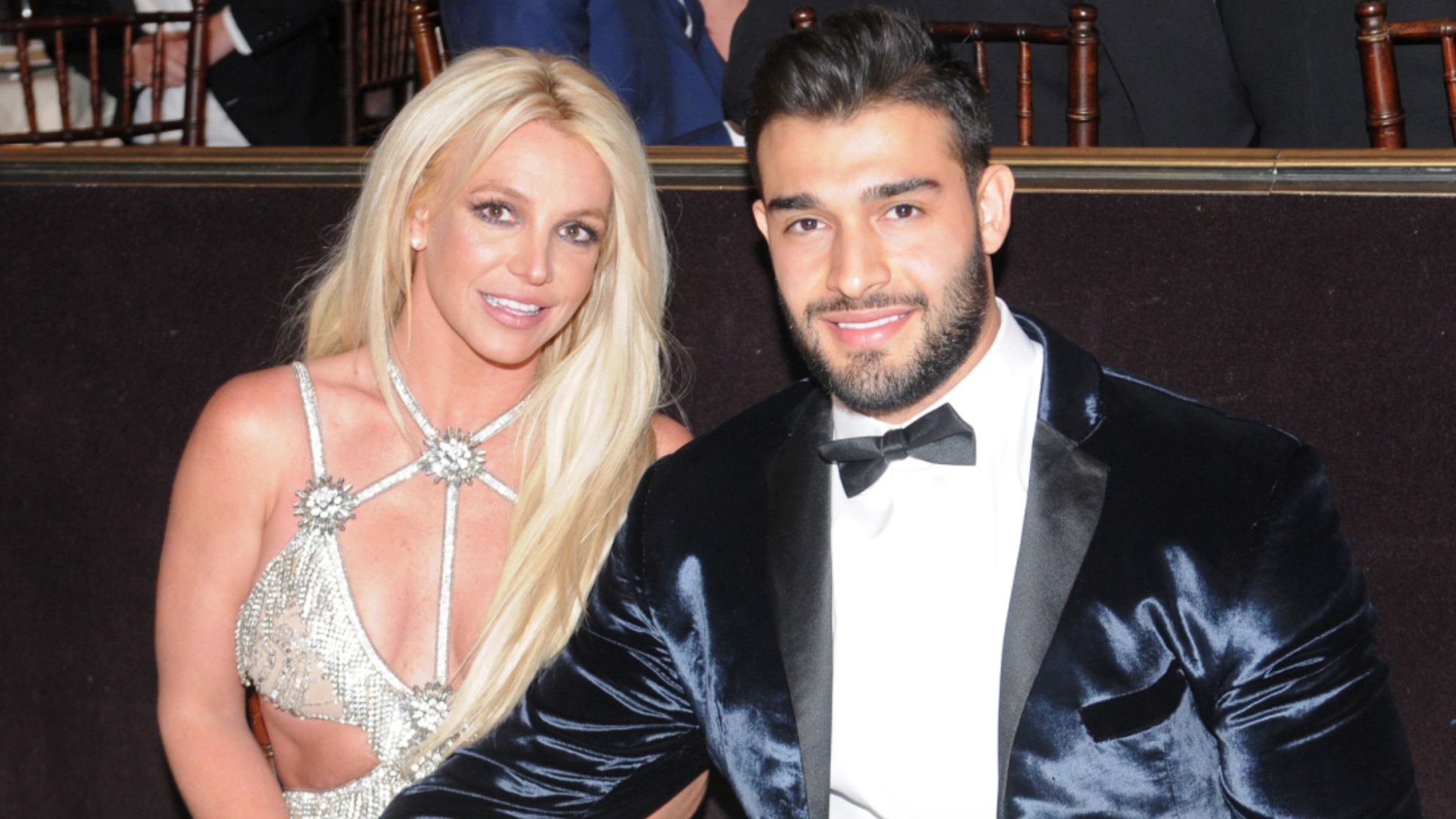 Britney Spears' Boyfriend Sam Asghari on How He Lost 100 Lbs. — and the Couple's Fun Workouts