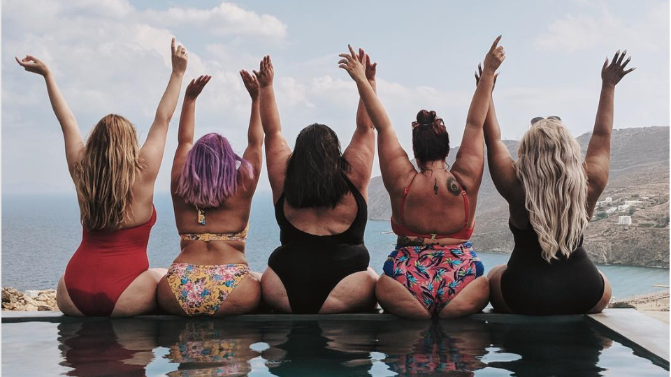 These Influencers Are Posing in Swimsuits That Show Off Their Scars and Cellulite—and It's the Message We Need for Summer