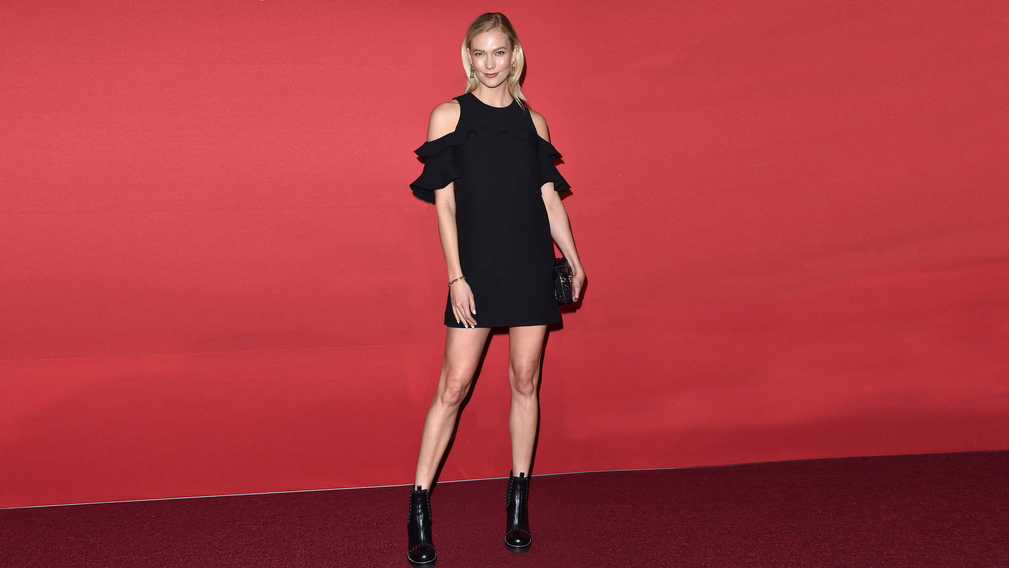 This Is the Lower-Body Move Karlie Kloss Does for Strong, Lean Legs