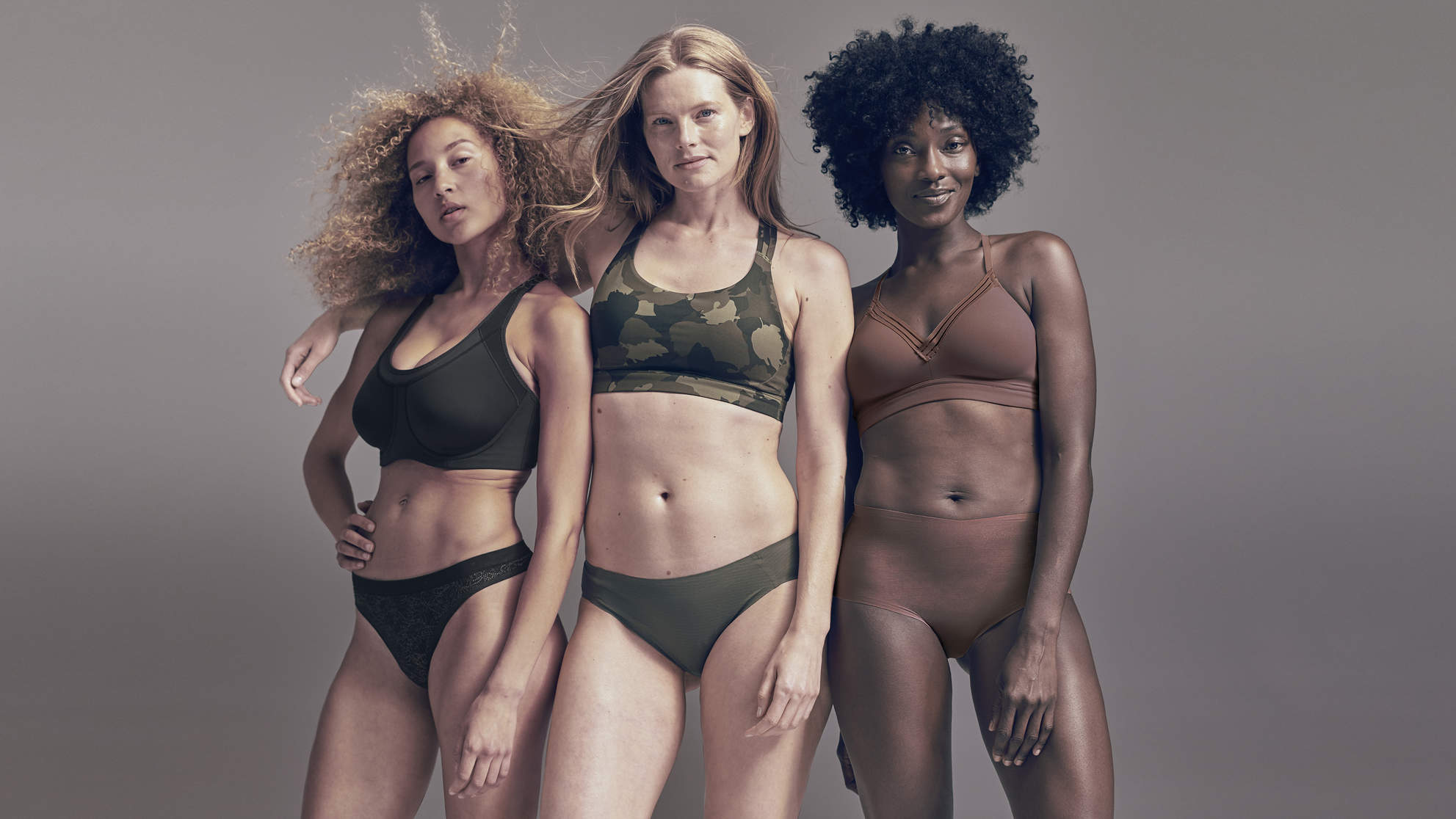 Athleta's New Performance Underwear Line Is Here, and It's Incredible