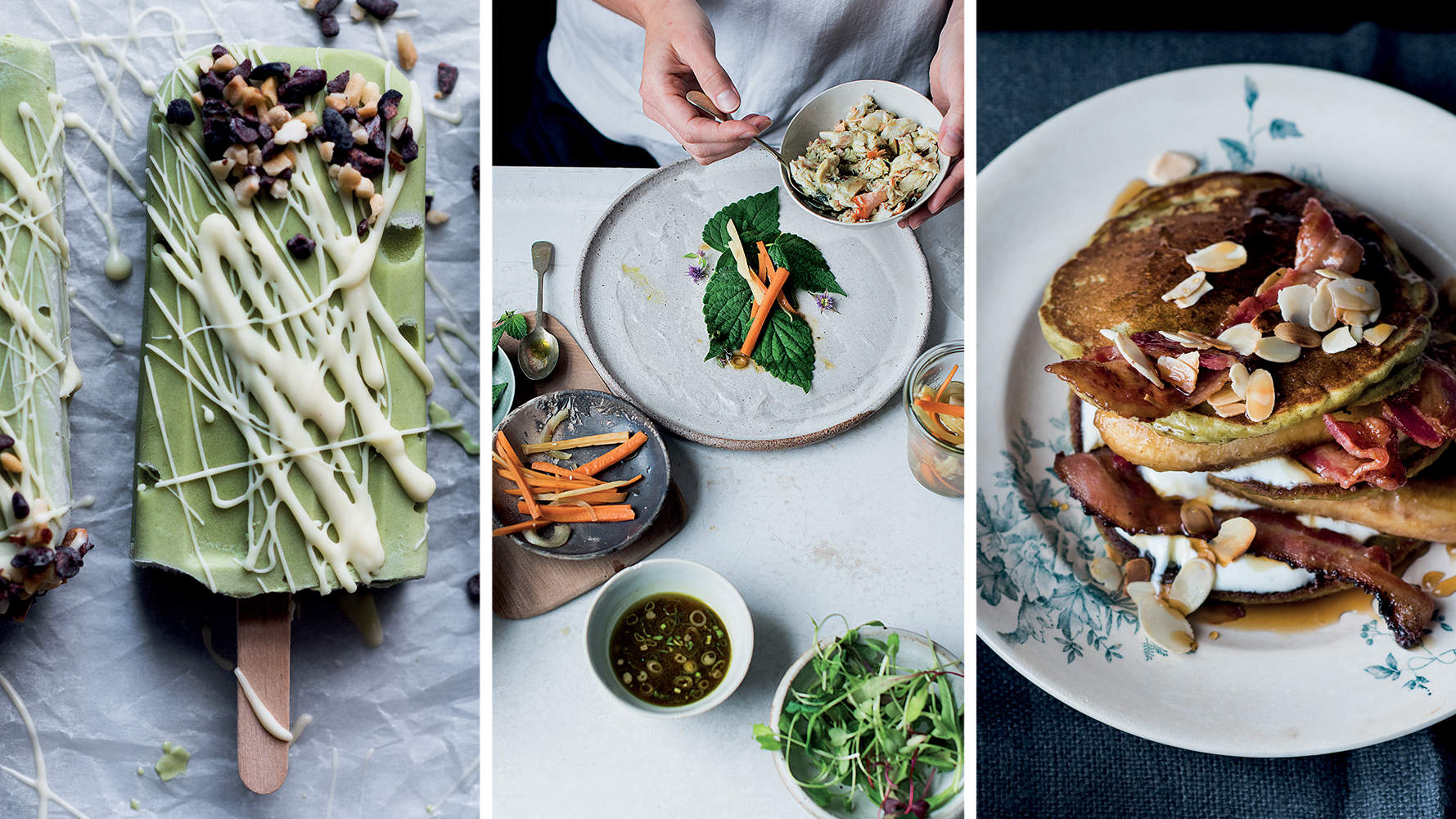 4 Ways to Cook With Matcha That Are Seriously Delicious