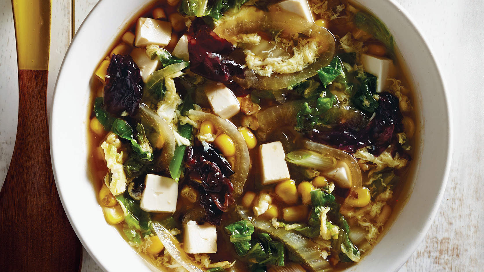 tofu-vegetable-soup
