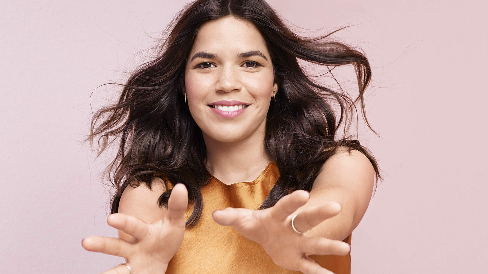 America Ferrera on Her Postpartum Body:  There are Parts I Love and Also Parts That Are Super Challenging