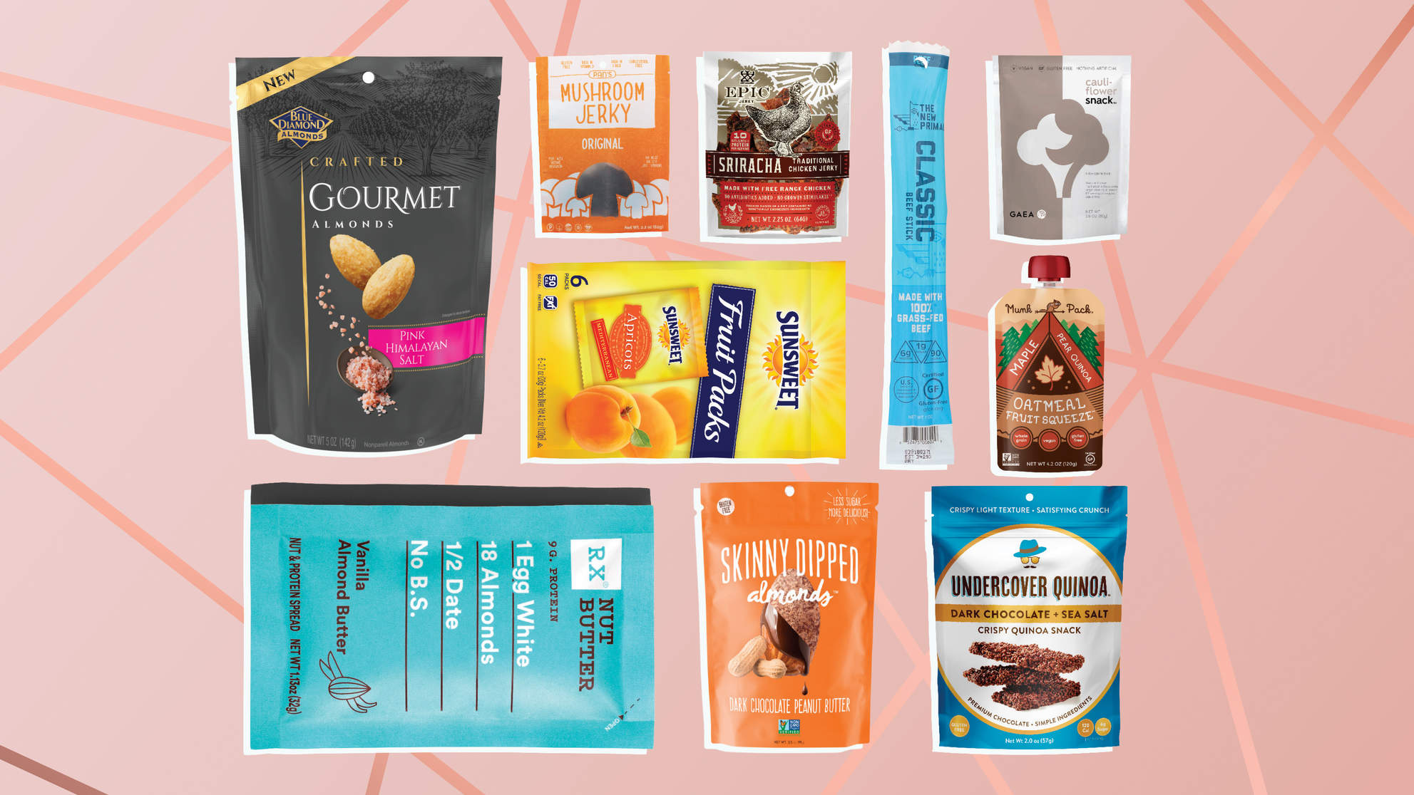 We Taste-Tested Hundreds of Healthy Snacks—and These Are the Best Ones