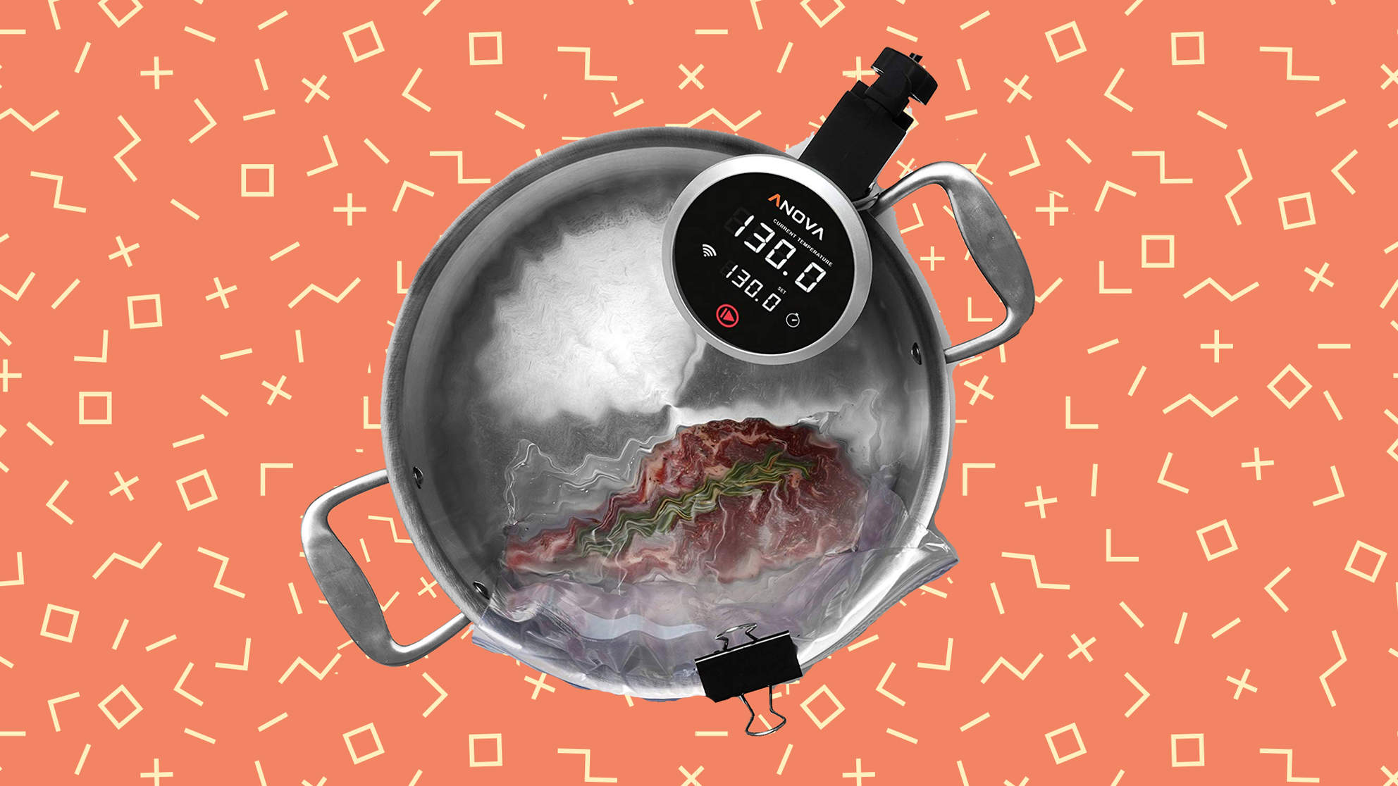 This Sous Vide Cooker Will Change the Way You Do Dinner
