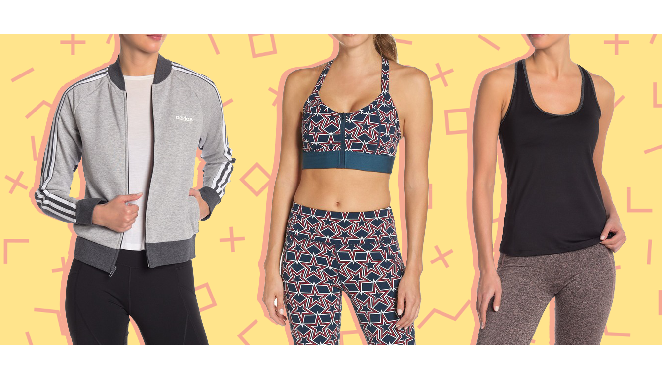 ae2777285e6cf Nordstrom Rack Sale  Get Activewear and Athleisure for Cheap - Health