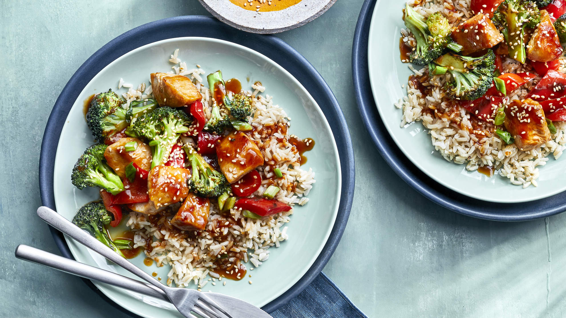 Better-than-Takeout Sesame Chicken