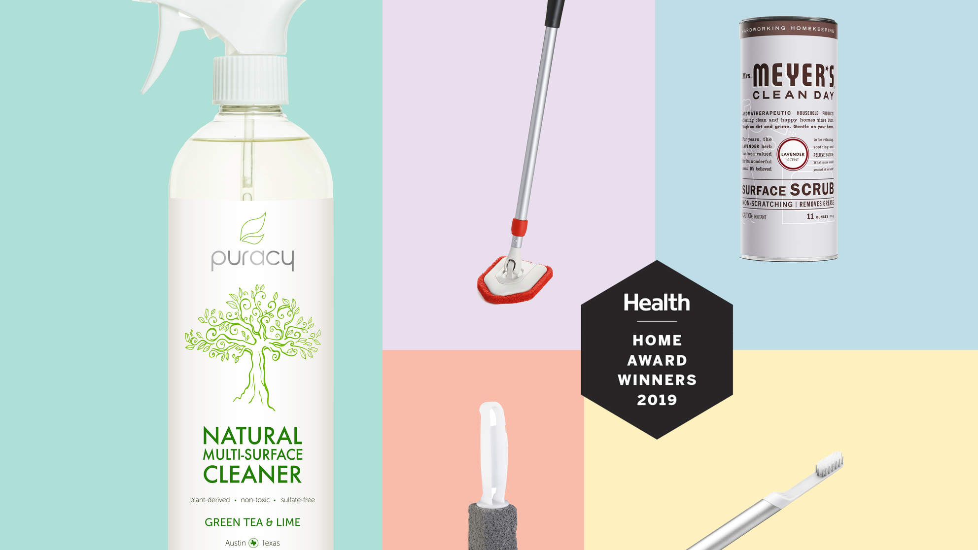The Best Healthy Home Products of 2019 - Health