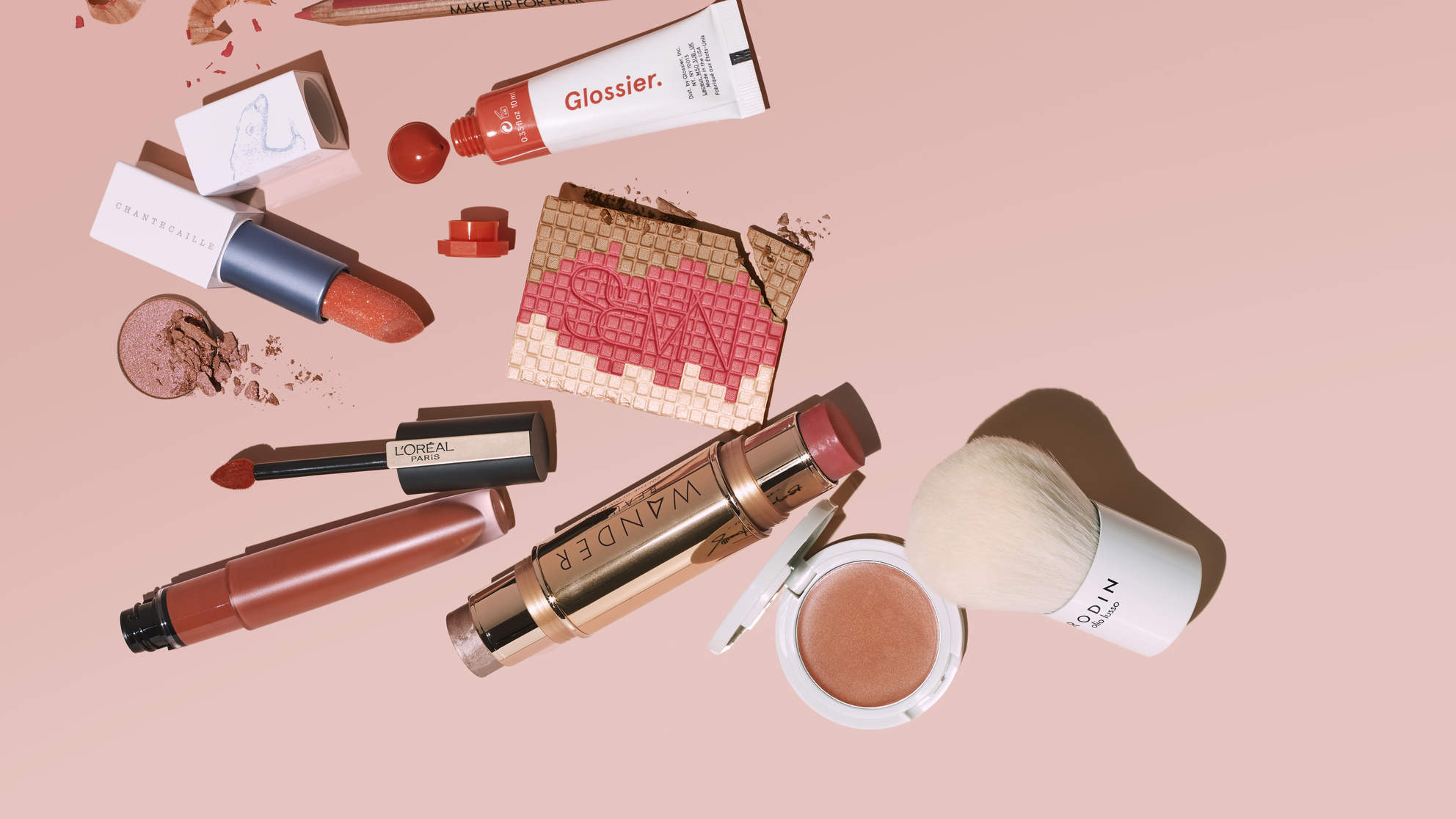 The Best Neutral Makeup for Spring and Summer—From Coral to Amethyst to Copper