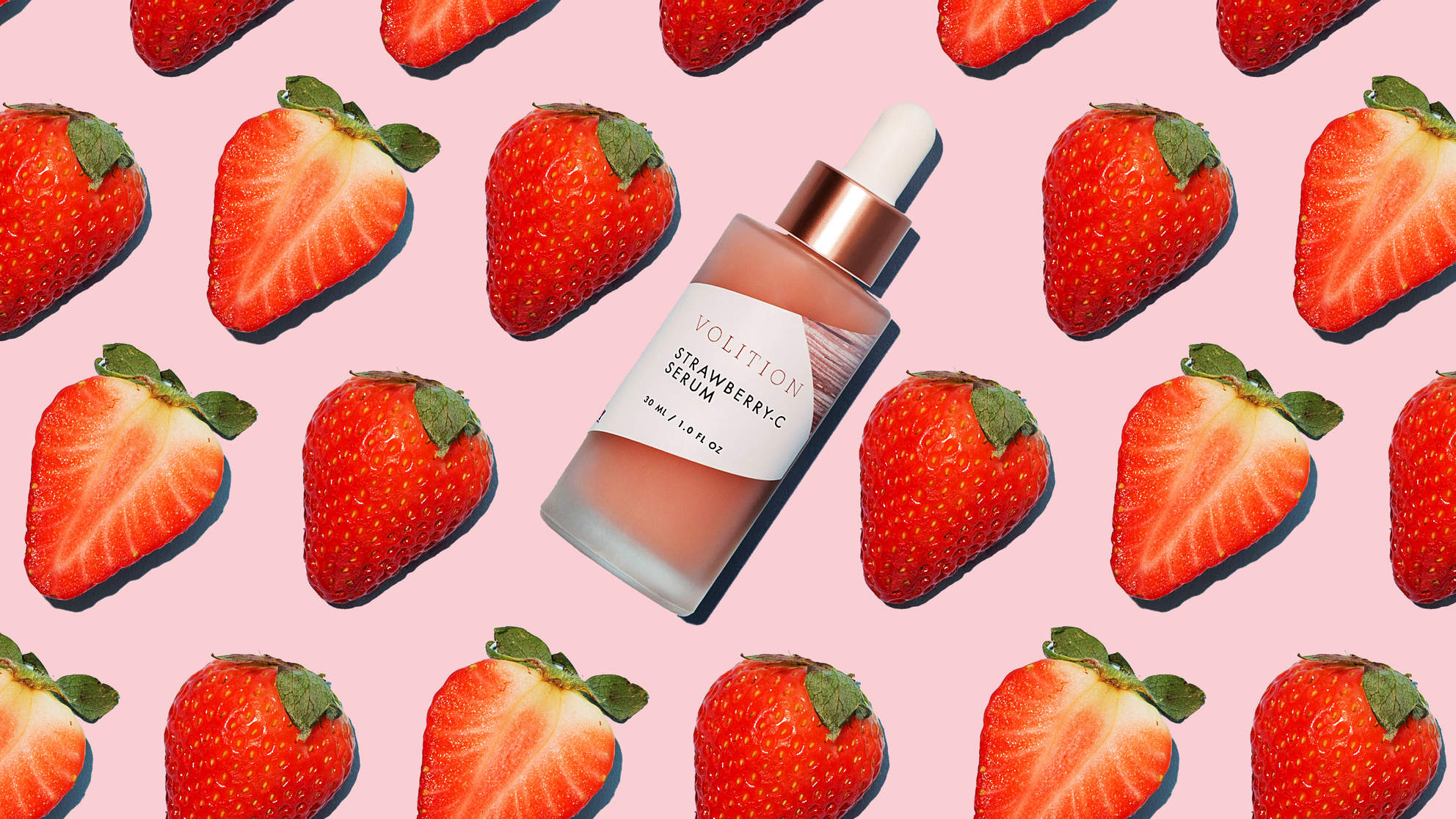 Here's Why 'Strawberry-C' Serum Is About to Be Your Favorite New Anti-Aging Product