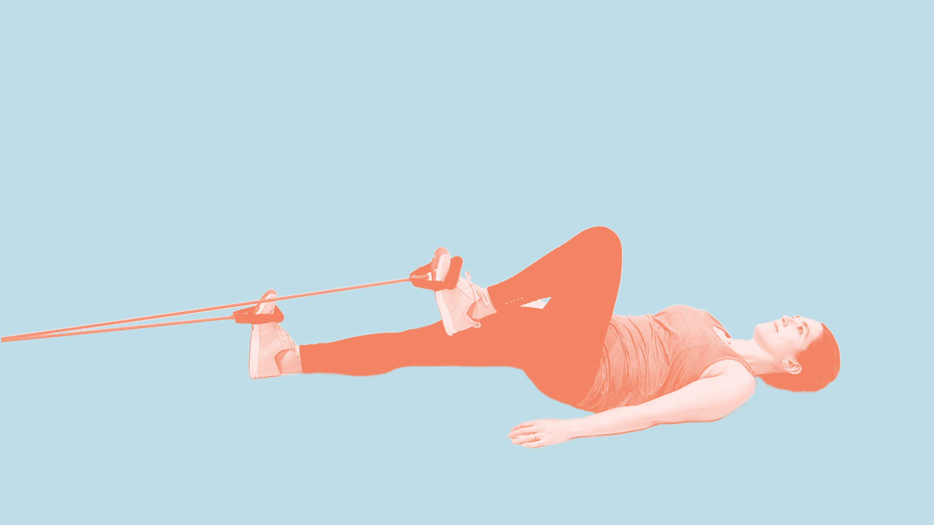This 10-Minute Resistance Band Ab Workout Will Work Your Entire Core