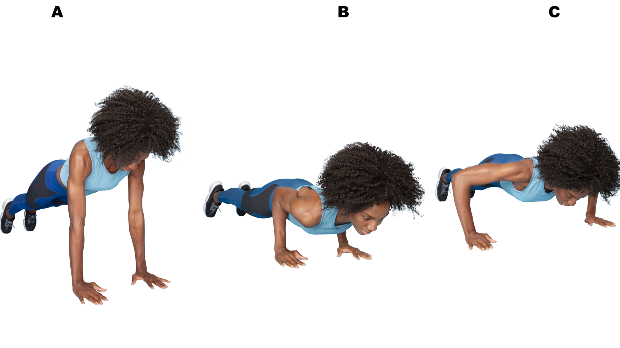 INTERVAL 5 ALTERNATING NARROW AND WIDE PUSH-UPS