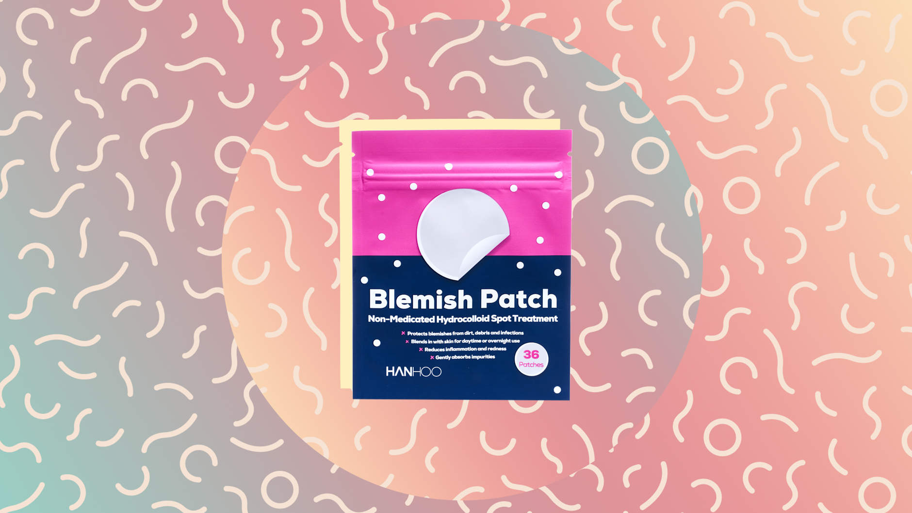 blemish acne woman health skin flight patch blemish beauty product